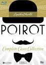 新品北米版Blu-ray!【名探偵エルキュール ポアロ コンプリート コレクション】Agatha Christie 039 s Poirot: Complete Cases Collection Blu-ray !<アガサ クリスティ>