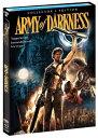 新品北米版Blu-ray!【死霊のはらわたIII/キャプテン・スーパーマーケット】 Army Of Darkness: Collector's Edition [Blu-ray]!4ヴァージョン収録<劇場公開版(81分)ディレクターズカット版(96分)・国際版(88分)TV放送版(90分)>