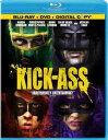 新品北米版Blu-ray!【キックアス】 Kick-Ass [Blu-ray/DVD]!