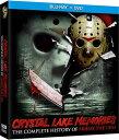 新品北米版DVD!Crystal Lake Memories: The Complete History Of Friday The 13th Blu-ray/DVD 【13日の金曜日 ドキュメンタリー】