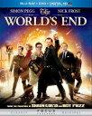 新品北米版Blu-ray!【ワールズ・エンド 酔っぱらいが世界を救う!】 The World's End [Blu-ray/DVD Combo]!
