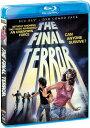 新品北米版Blu-ray!【ファイナル・テラー】The Final Terror (Bluray/DVD Combo)!