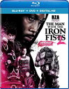 新品北米版Blu-ray!【アイアン・フィスト2】 The Man with the Iron Fists 2 (Unrated) [Blu-ray/DVD]!