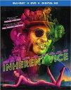 新品北米版Blu-ray!【インヒアレント ヴァイス】 Inherent Vice Blu-ray/DVD !<ポール トーマス アンダーソン監督作品>