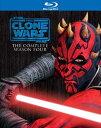 新品北米版Blu-ray!【スター・ウォーズ/クローン・ウォーズ:シーズン4】 Star Wars: The Clone Wars - The Complete Season Four [Bl..