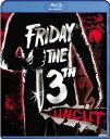 新品北米版Blu-ray!【13日の金曜日 (1980)】 Friday the 13th Uncut Blu-ray !