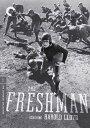 新品北米版Blu-ray!【ロイドの人気者】 The Freshman (Criterion Collection) !