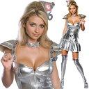 【 送料無料 あす楽 】 ハロウィン コスチューム オズの魔法使い ブリキの木こり Tin Woman Costume - Wizard of Oz