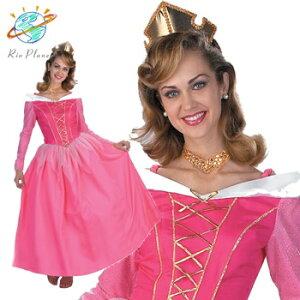 ディズニープリンセス ドレス オーロラ姫 コスチュー