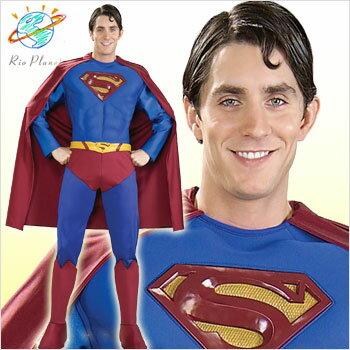 スーパーマン コスチューム スーパーマン コスチュームの商品画像