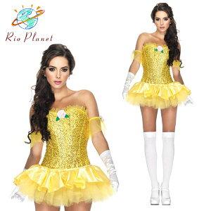 ディズニープリンセス ドレス 美女と野獣 衣装 ベル
