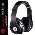 MONSTER beats by dr.dre ノイズキャンセリング ヘッドホン Beats Studio Hi-Def Noise-Canceling Over-Ear Headphones カラー:ブラック 【楽ギフ_包装】 P27Mar15