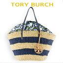 ショッピングかごバッグ トリーバーチ かご バッグ トートバッグ かごバッグ ショルダーバッグ トート Tory Burch