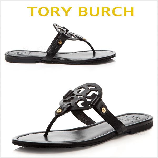 トリーバーチ サンダル ミラー フラット Tory Burch 正規品