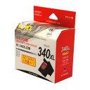 CANON(キャノン)BC-340XL(ブラック大容量)楽天ショップ内人気商品リサイクルインク【ブラックXL合計6個以上送料無料】【ブラックXL+カラーXLの合計6個以上無料】購入時のメールには送料が