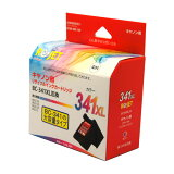 CANON(キャノン)BC-341XL(カラー大容量)ショップ内人気商品リサイクルインク【合計5個以上】【ブラック+カラーの合計5個以上でも】購入時のメールには送料が表記されますが