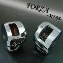 【あす楽対応】 フォルツァ MF08 メッキ スイッチ ボックス セット 外装 カスタム パーツ FORZA
