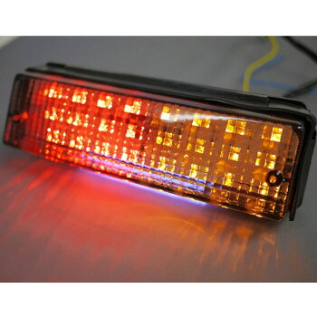 $ GPZ900R 750R�� LED �������դ� �ơ������/�饤�� ���⡼�����