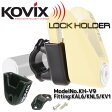 【あす楽対応】KOVIX専用 ディスクロックホルダー ハンドル取付可