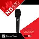 EV エレクトロボイス ND86 ダイナミックスーパーカーディオイド・ボーカルマイクロホン