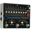 【Electro-Harmonix】8 Step Program アナログ・シーケンサー【EHX/エレクトロ・ハーモニクス】