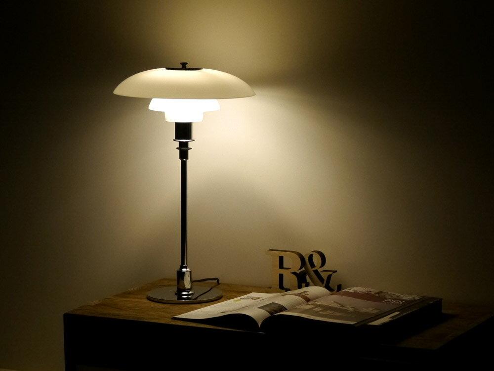 ポールヘニングセン  テーブルライト PH3/2 北欧デザイン Poul Henningsen インテリア照明 リプロダクト 書斎 寝室 デスクライト スタンド ランプ デザイナーズ  05P02Mar14
