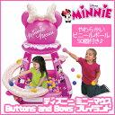 【在庫有り】【送料無料】ディズニー ミニーマウス Buttons and Bows プレイランド (