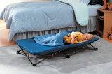 【入荷予約商品】【】レガロ マイ コット ポータブル 幼児用簡易ベッド《ブルー》 【RCP】
