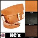 KC,s ショルダー バッグ 【送料無料】 鞄 カバン レザー 革 ハンター KYM006 ホワイトデー ラッピング プレゼント