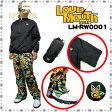 LOUD MOUTH /ラウドマウス レインスーツ LM-RW0001ゴルフ/レインウエア/レインコート/カッパ/撥水/メンズ