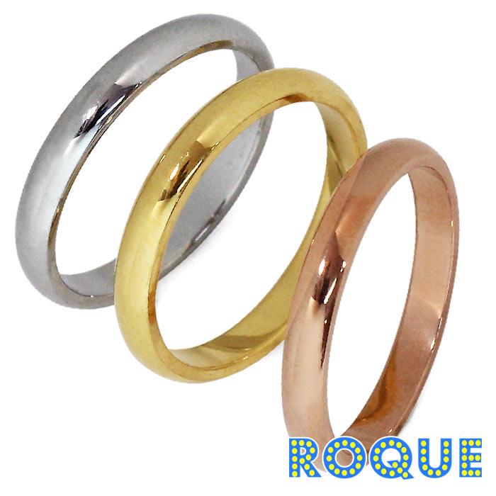 サージカルステンレスリング 指輪 ペアリング スタンダード(1個売り)◆選べる福袋対象◆◆オマケ革命◆