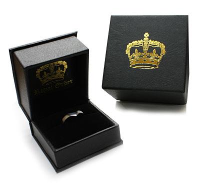ロイヤルオーダー Royal OrderギフトボックスRing BOX