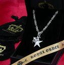 ショッピング20インチ ロイヤルオーダー【公式】【ペンダント】【ストアスペシャルセット】SMALL STAR w CROWN & TINY-C-CHAIN [20inch]【楽ギフ_包装】