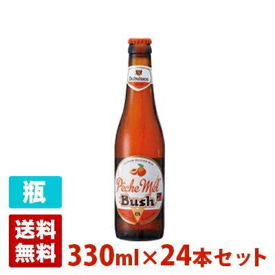 ペシェ メル ブッシュ 8.5度 330ml 24本セット(1ケース) 瓶 ベルギー ビール