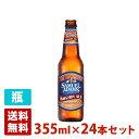 サミエルアダムスボストンエール5.4度355ml24本セット(1ケース)瓶アメリカビール