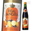 リアルサングリアレッド750mlフレーバードワイン