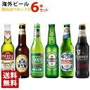 海外ビール飲み比べ6本セットD 瓶 ヨーロッパ6ヵ国巡りセッ...