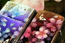 【名入れ】和柄ペアzippo「重」匠の技!桜色限定ペアジッポ!職人の手作り!オリジナル和風ペアライター!ギフト&プレゼント&自分のご褒美!