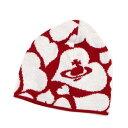 ヴィヴィアンウエストウッド Vivienne Westwood C22/F792 ボウシ レッド / 帽子 RED ウール 【%off】 【楽ギフ_包装選択】