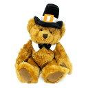 ラス RUSS ぬいぐるみ 100655 テディベア ハロウィン ブラウン 人形 キッズ 子ども プレゼント ギフト パンプキン くま 誕生日 10月31日