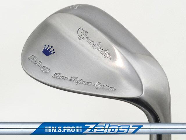Grandista (グランディスタ) RS-W ウェッジ N.S.PRO ZELOS 7/ZELOS 8シャフト