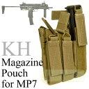 TMC製 MP7用 トライ オープントップマグポーチ KH