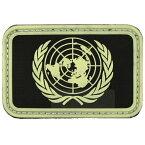 United Nations 【国連】 PVC素材 パッチ 蓄光タイプ