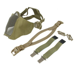 TMC PDW ソフト サイド 2.0 メッシュマスク (ヘルメッ