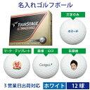 【3営業日出荷対応 オウンネーム 名入れゴルフボール】ブリヂ...