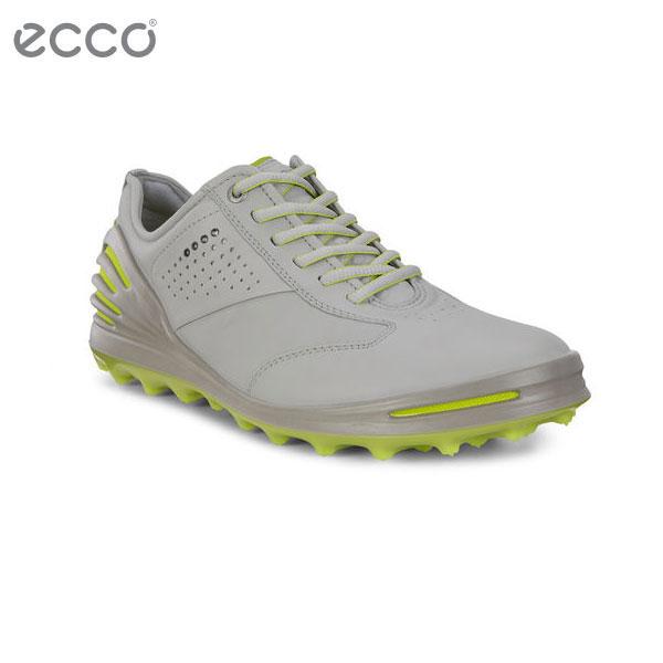 【 ecco/エコー】ゴルフ メンズ シューズ 男性用 CAGE PRO Golf Mens 133004-01379 CONCRETE【TP】 予測不能なコースコンディションに対応
