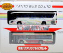 トミーテック 1/150スケールザ・バスコレクション 関東バスオリジナルバスセット