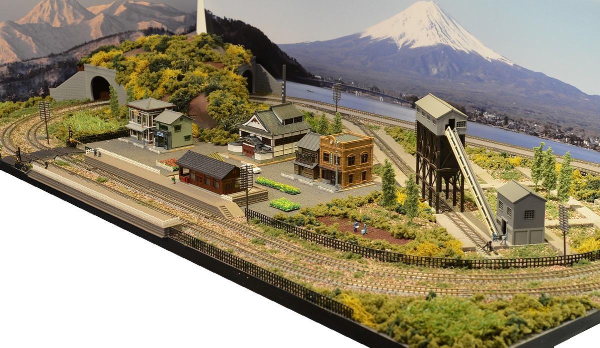 「送料込」鉄道模型ジオラマレイアウトNゲージ用...の紹介画像2