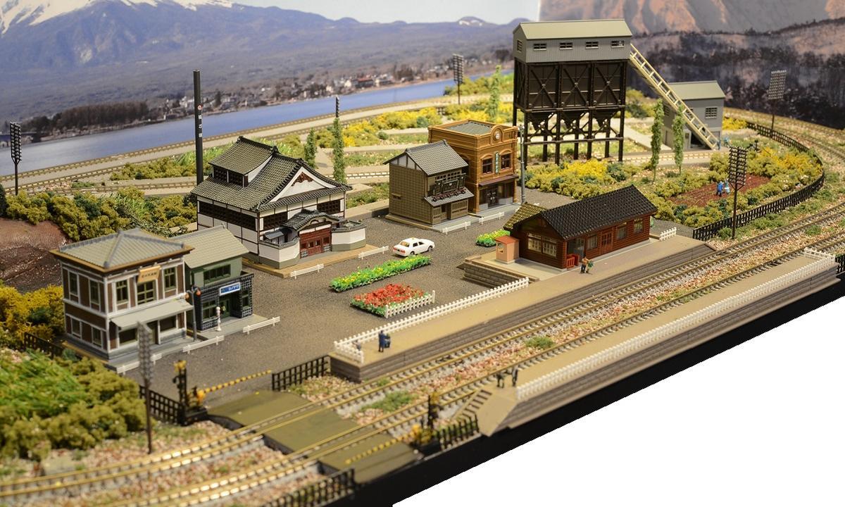 「送料込」鉄道模型ジオラマレイアウトNゲージ用...の紹介画像3