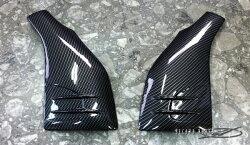 ハイエース200系セレクトインポートパーツ・カーボンルックコーナーパネルカバーセット